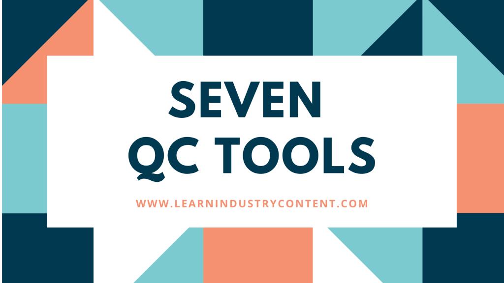 7QC Tools